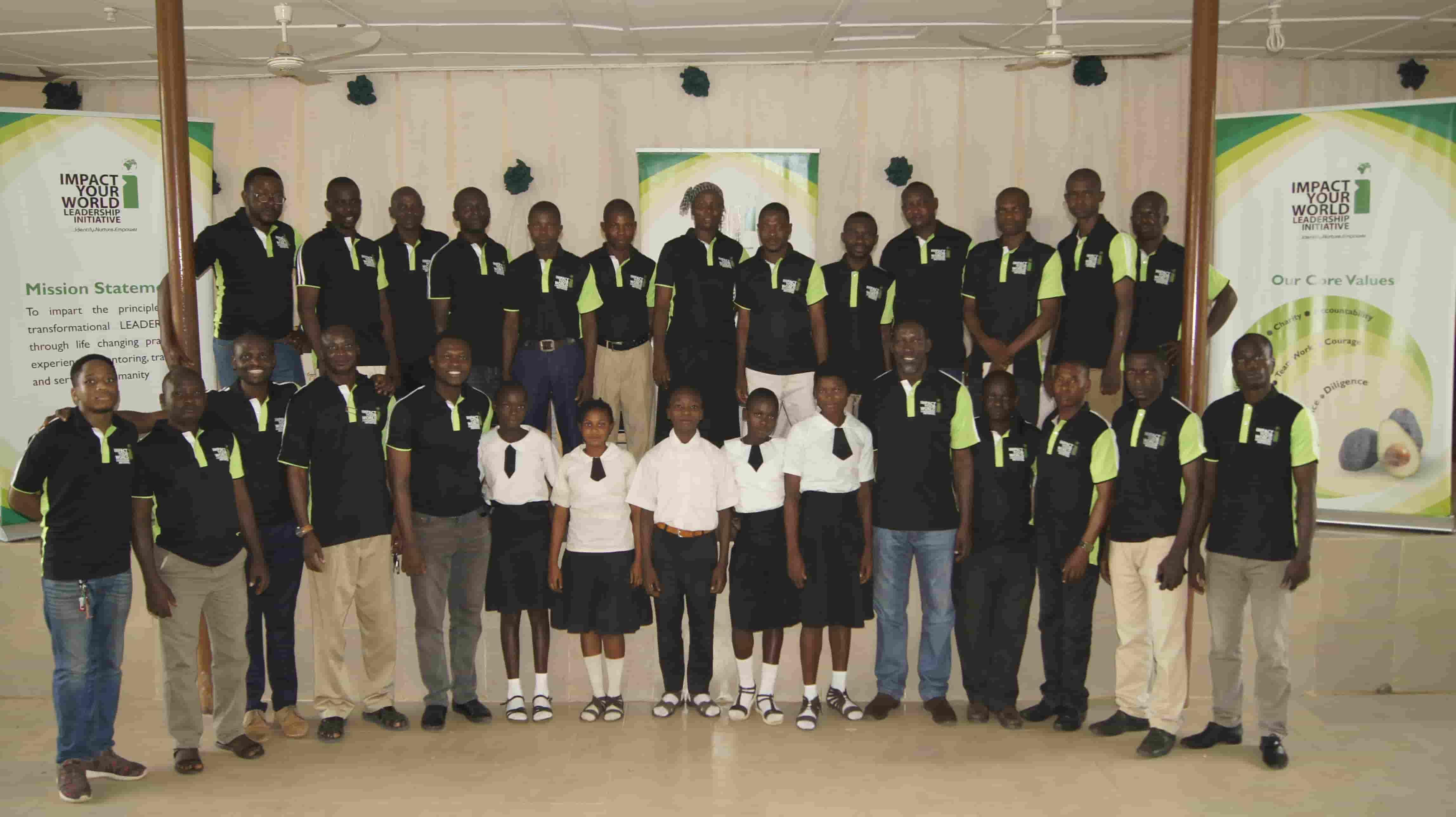 Ebunoluwa Lydia Odumakinde's Education Scholarship – Impact